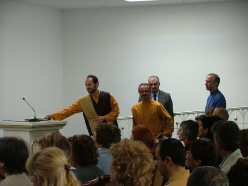 Foto Inaugurazione Cappella Torino 12 05 '07 041