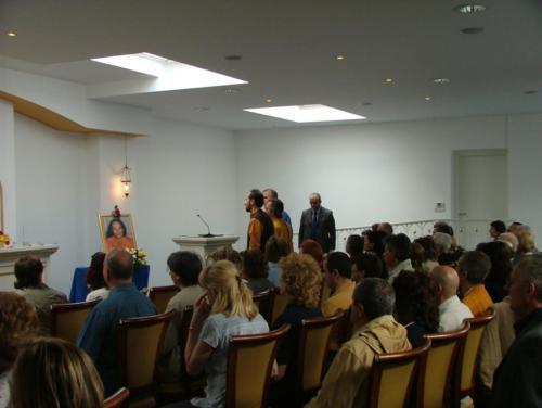 Foto Inaugurazione Cappella Torino 12 05 '07 043