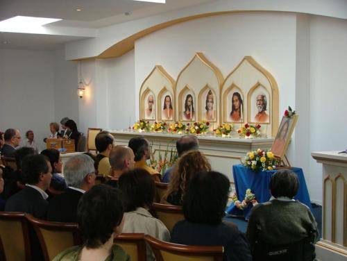 Foto Inaugurazione Cappella Torino 12 05 '07 050