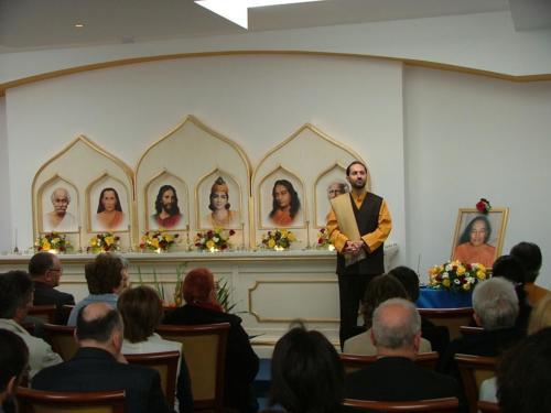 Foto Inaugurazione Cappella Torino 12 05 '07 072