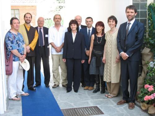 Foto Inaugurazione Cappella Torino 12 05 '07 II^ Serie 072